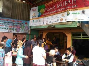 iPaket Sembako Murah AGP Digelar Lebih Dari 500 Titik Di Indonesia